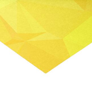 Papier Mousseline Dessin géométrique abstrait de LoveGeo - carotte