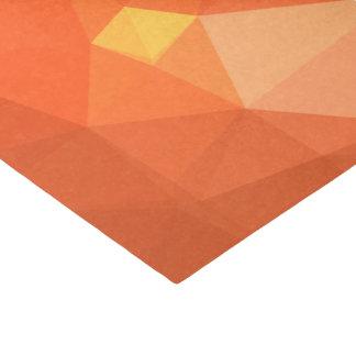 Papier Mousseline Dessin géométrique abstrait de LoveGeo - séquoia