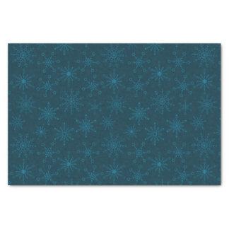 Papier Mousseline Flocons de neige d'étoile de David