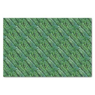 Papier Mousseline Forêt verte