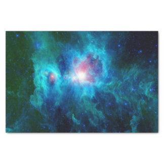 Papier Mousseline Foyer cosmique