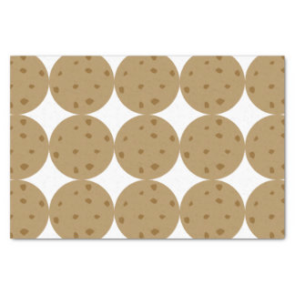 Papier Mousseline Gâteau aux pépites de chocolat