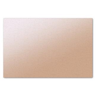 Papier Mousseline Gradient bronzage