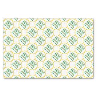 Papier Mousseline Le volume de logo de Custom Tissue Paper