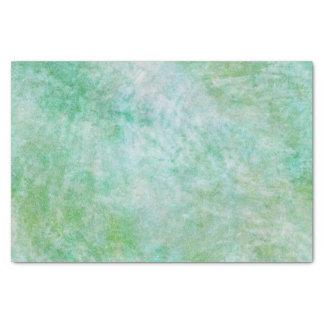 Papier Mousseline Moderne simple de jolie aquarelle verte en bon