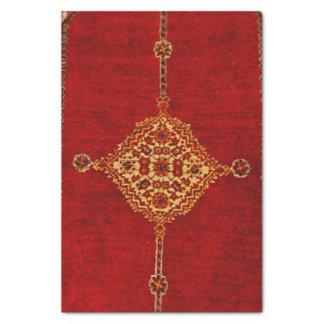 Papier Mousseline Motif de tapis de Perse