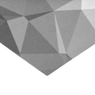 Papier Mousseline Motif géométrique abstrait moderne - pignon de