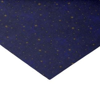Papier Mousseline Nuit étoilée céleste