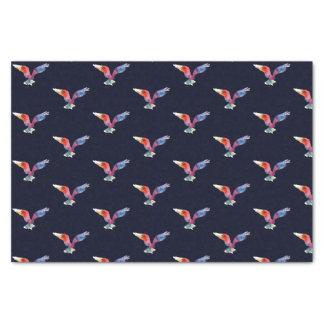 Papier Mousseline Oiseau d'animal d'esprit d'Eagle. Totem. Art