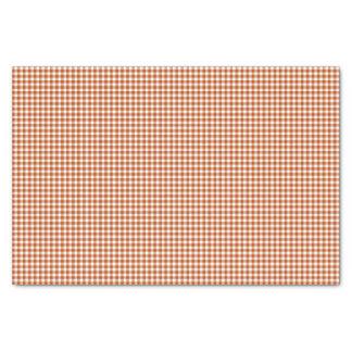 Papier Mousseline Papier d'emballage d'Orange-Tissu de
