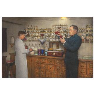 Papier Mousseline Pharmacie - le mixologist 1905