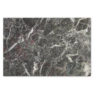 Papier Mousseline Pierre grise de marbre de couleur de fumée