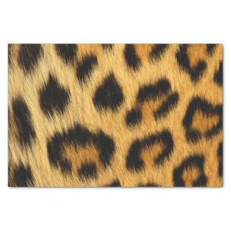 Papier Mousseline Poster de animal de peau de léopard