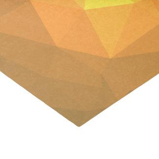 Papier Mousseline Résumé et conception colorée de motif - Pocahontas