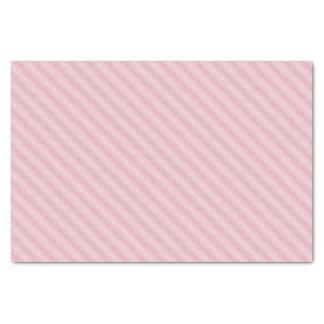 papier mousseline rose