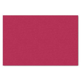 Papier Mousseline Rouge de cerise moyen de bonhomme de neige de
