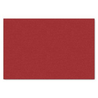 Papier Mousseline Rouge moyen de Noël de Bells d'or