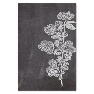 Papier Mousseline Tableau français chic de Bohème de pays botanique