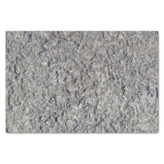 Papier Mousseline Texture concrète approximative grise 060