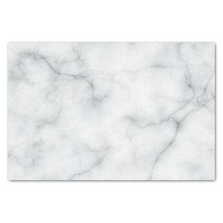 Papier Mousseline texture en pierre de marbre blanche