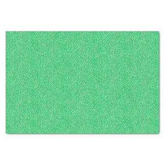 Papier Mousseline Texture verte moyenne de denim