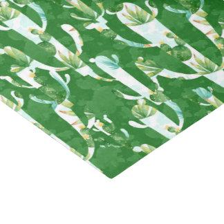 Papier Mousseline Tissu sauvage d'amusement de partie de motif