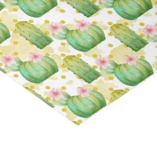 Papier Mousseline Tissu sauvage de partie d'aquarelle de motif de