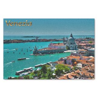 Papier Mousseline Venise, Italie - vue aérienne