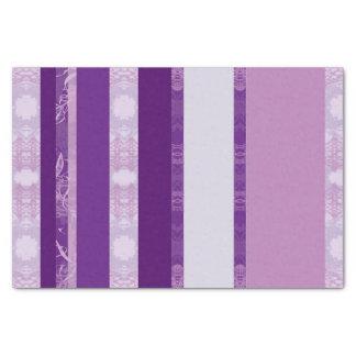 Papier Mousseline violet