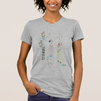 """""""papier peint des années 1960"""" par jo de kasi t-shirt"""