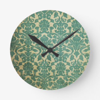 Papier peint vintage 1 horloge