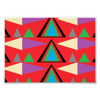 papier professionnel de photo de Kodak de triangle