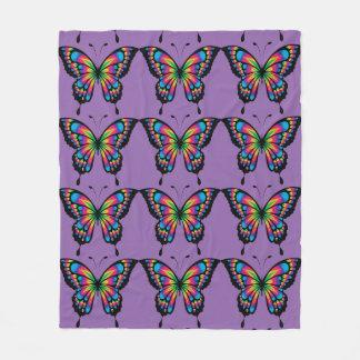 Papillon abstrait