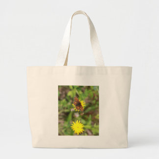 Papillon - beau sacs en toile