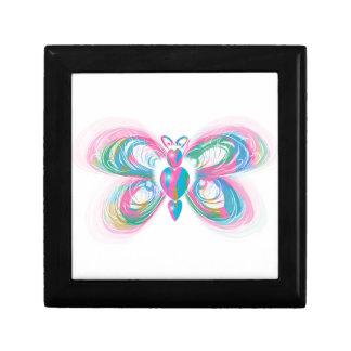 papillon boîte à souvenirs