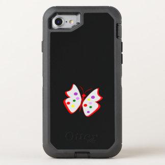 Papillon Coque OtterBox Defender iPhone 8/7