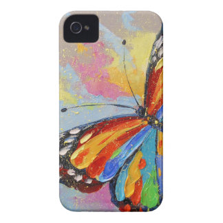Papillon Coques iPhone 4 Case-Mate