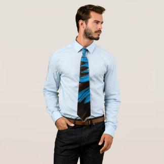 Papillon de bleu d'Ulysse Cravate