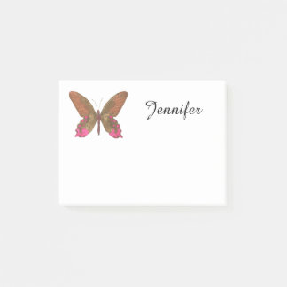 Papillon de Brown Post-it®