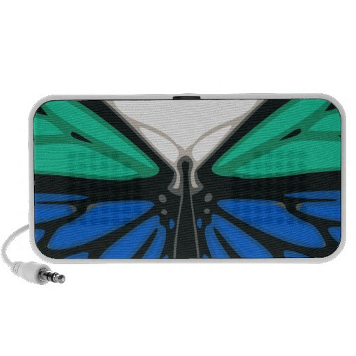 Papillon de cadeaux système de haut-parleurs