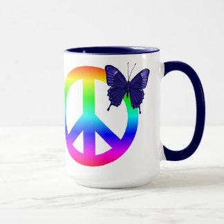 Papillon de CND Mug