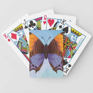 Papillon de Daggerwing de pensée Cartes À Jouer