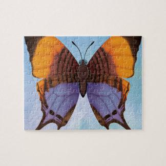 Papillon de Daggerwing de pensée Puzzle
