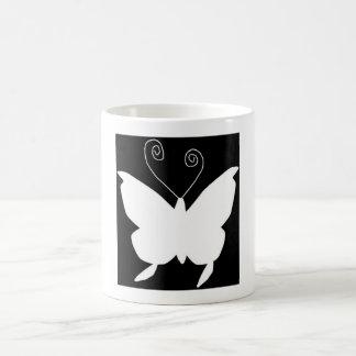 Papillon de diva tasse