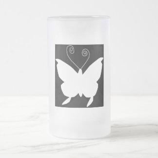Papillon de diva tasse à café