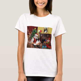 Papillon de Père Noël T-shirt