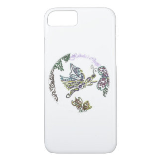 Papillon des métiers de Hekela Coque iPhone 8/7