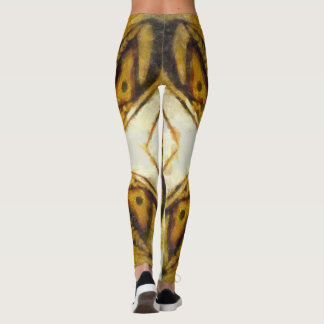 Papillon d'or leggings