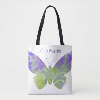 Papillon fibro Fourre-tout avec les poignées Sac
