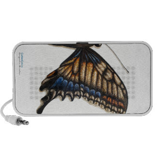 Papillon Haut-parleur